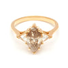 Custom Order- 1.42ct Marquise Diamond Three Stone Ring Reserved for J.