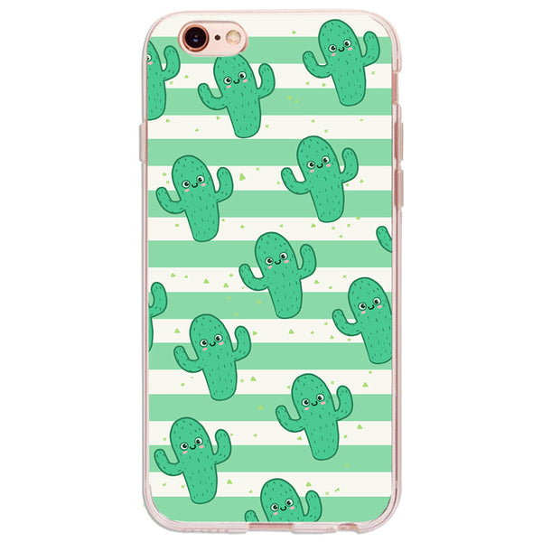 Cactus Cactus - Ultra Thin iPhone Clear TPU Case
