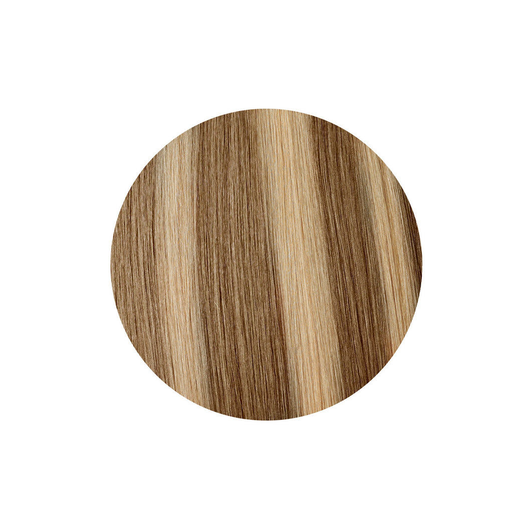 #4/613 BLONDE DARK ASH - CLIP IN