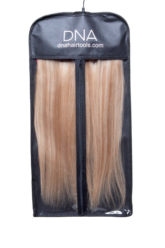 Hair Extensions Case with Hanger