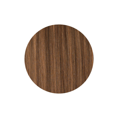 #P6/27 HONEY BROWN HIGHLIGHT CLIP-IN Hair Extensions