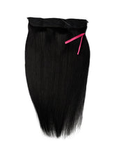 #1 JET BLACK DNA HALO STYLE Hair Extensions