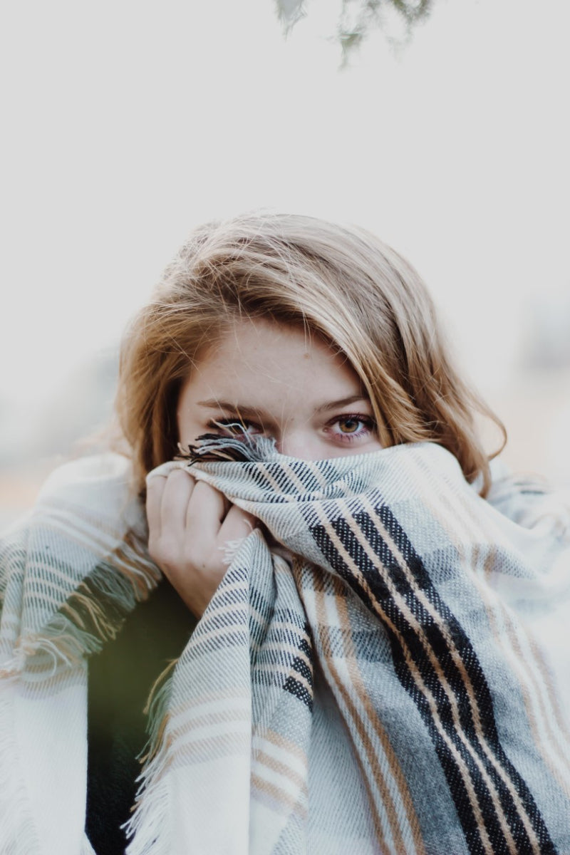 Stop Air Pollution Ageing Your Skin this Winter