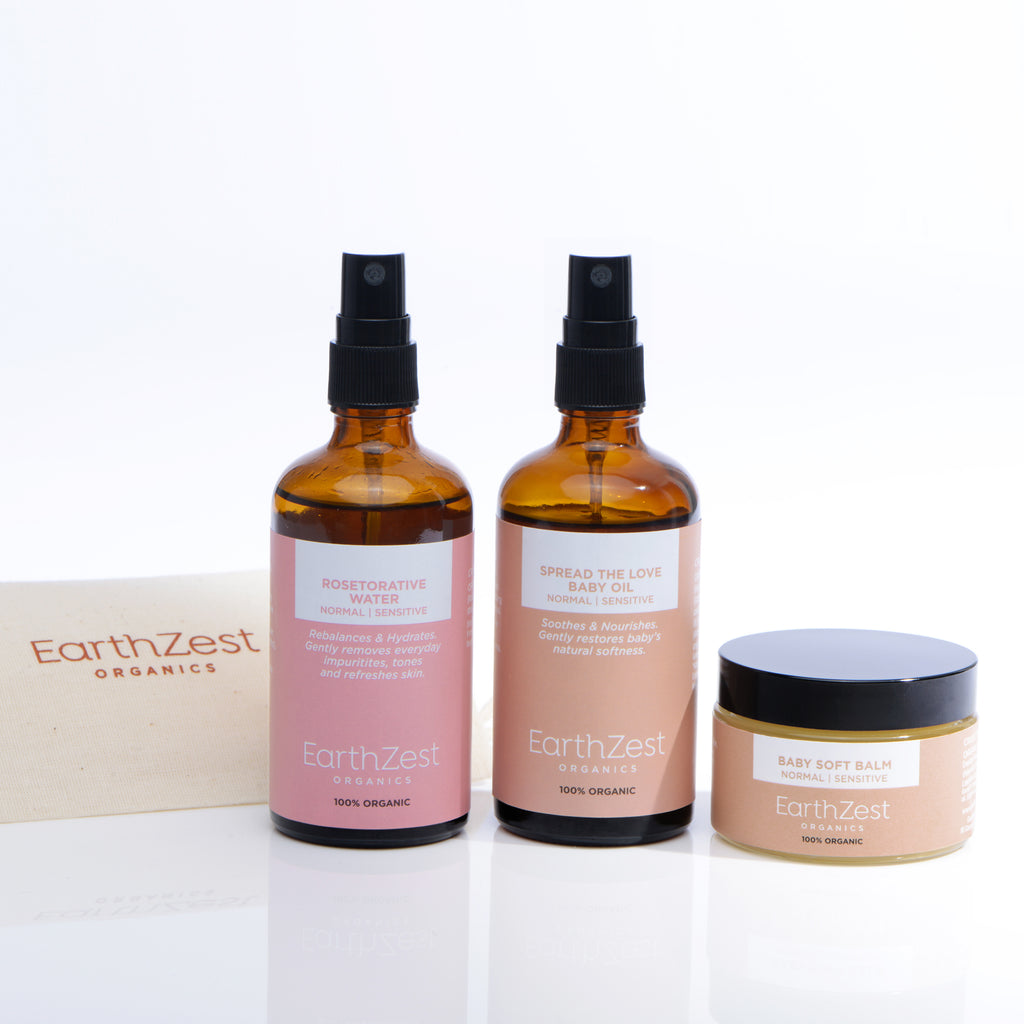 Essential Baby Kit by EarthZest Organics