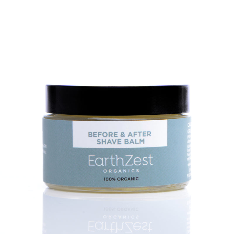 Before & After Shave Balm by EarthZest Organics