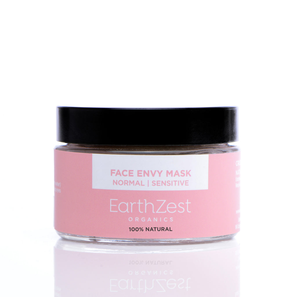 Natural Face Mask by EarthZest Organics