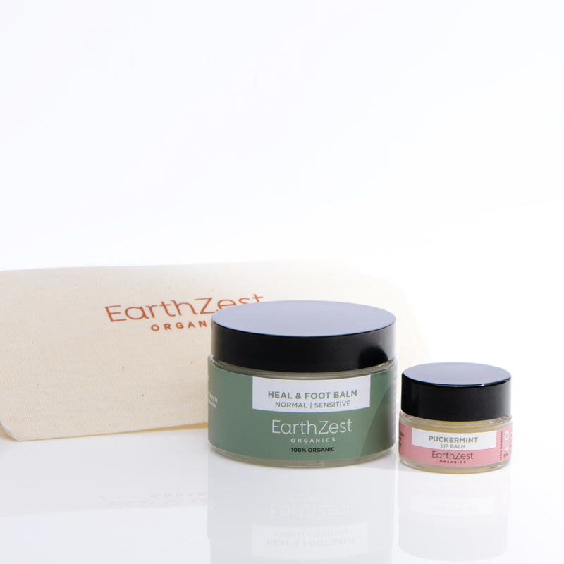 Organic Beauty Products UK by EarthZest Organics
