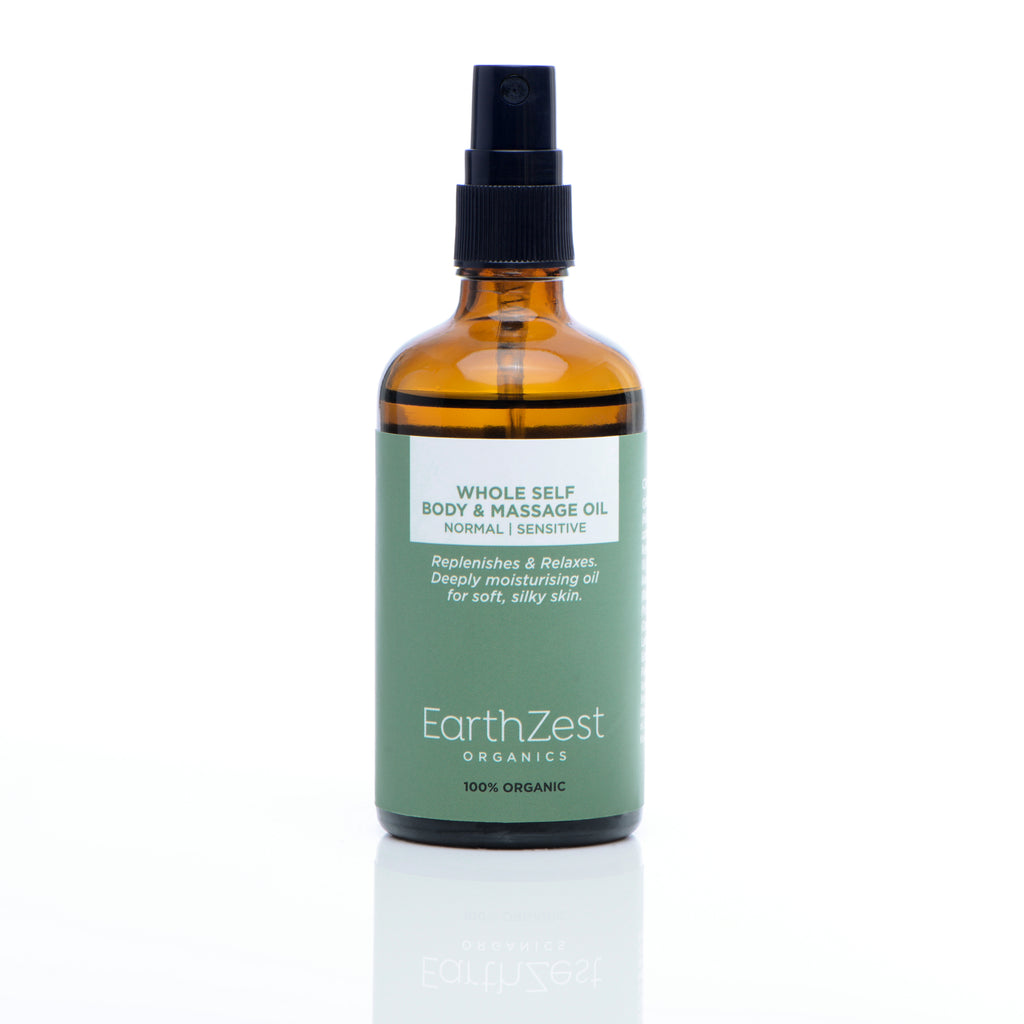 Massage Oil by EarthZest Organics
