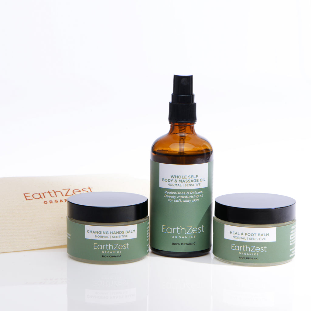 Natural and Vegan Skin Care By EarthZest Organics