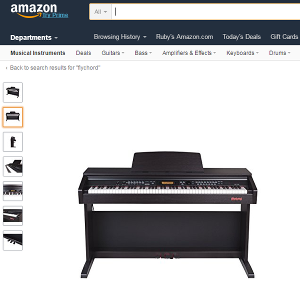 affordable digital piano DP330