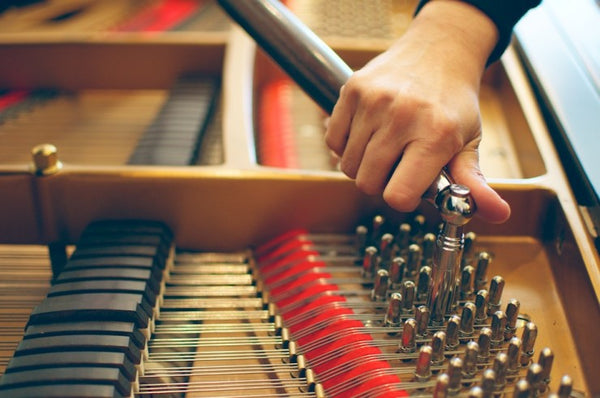 the maintenance of piano