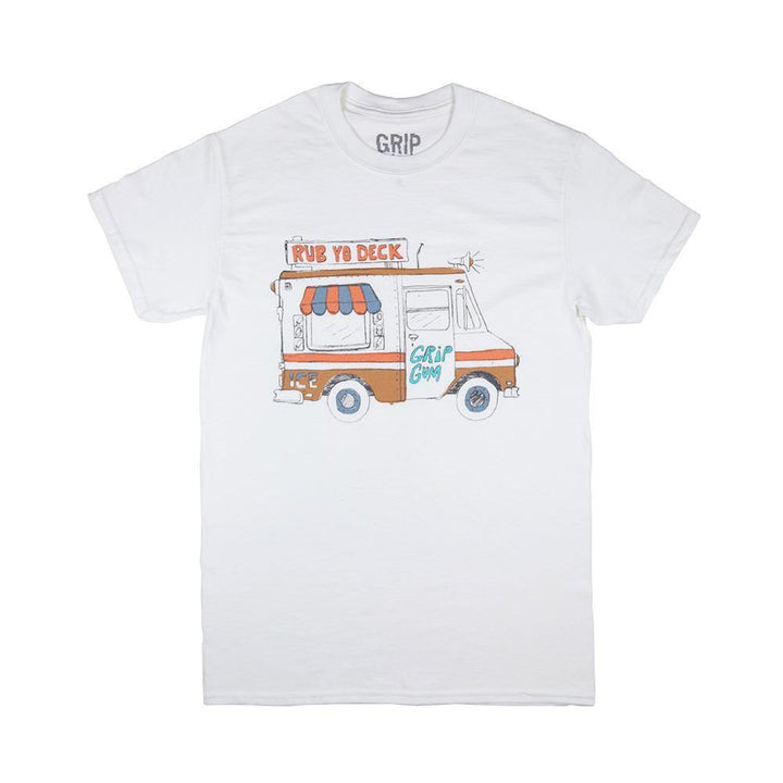 Grip Gum 'Ice Cream Truck' Tee - Grip Gum