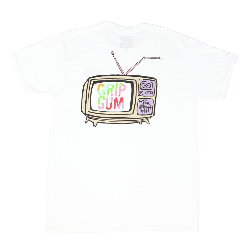 Grip Gum 'Old School TV' Tee