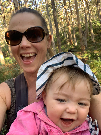 Connect with Nature- MINDFULNESS IN MOTHERHOOD