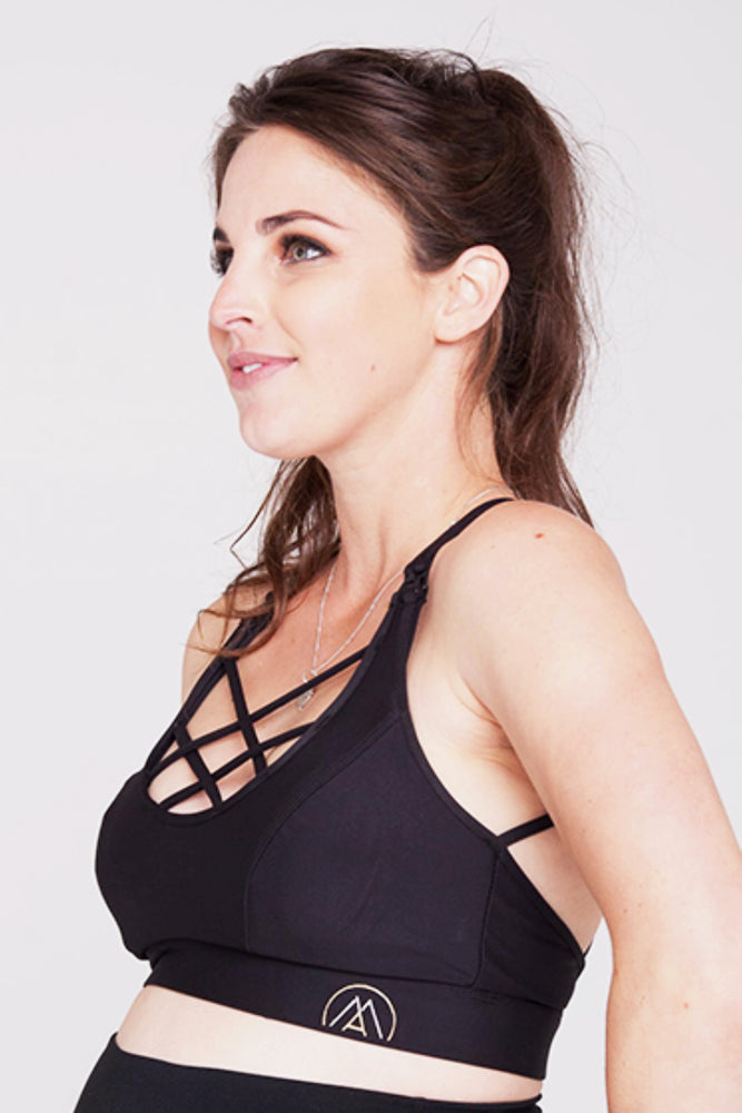 String It Nursing Sports Bra