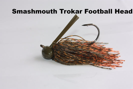 Smashmouth Trokar Football Head