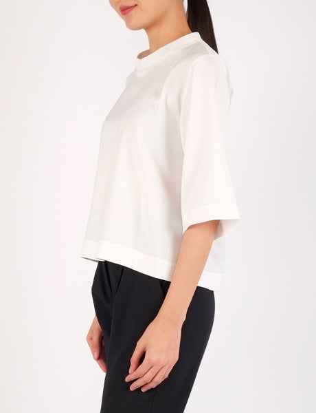 Felice Bell Sleeves Top (White)
