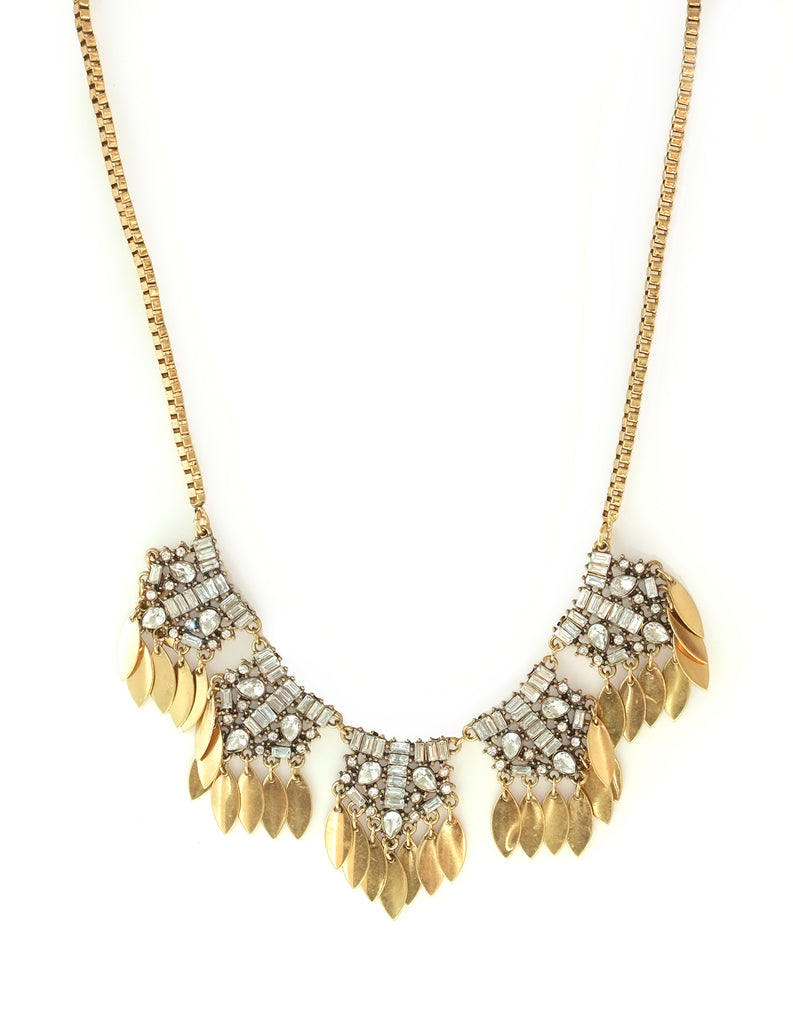 Nisse Crystal Necklace