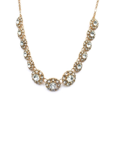 Noe Crystal Necklace