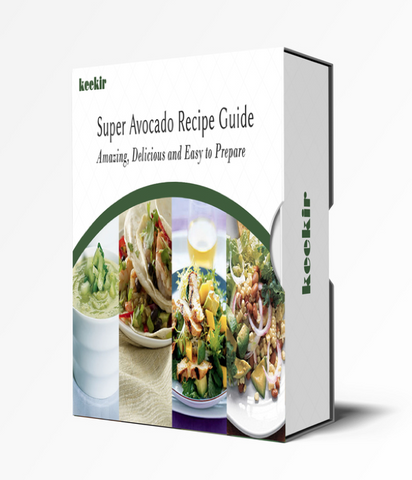 Super Avocado Recipe E-Book