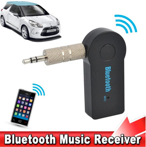 Bluetooth AUX Music Receiver