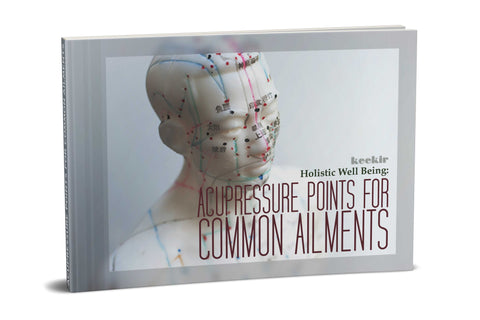 (eBook) Holistic Well Being: Acupressure Points For Common Ailments