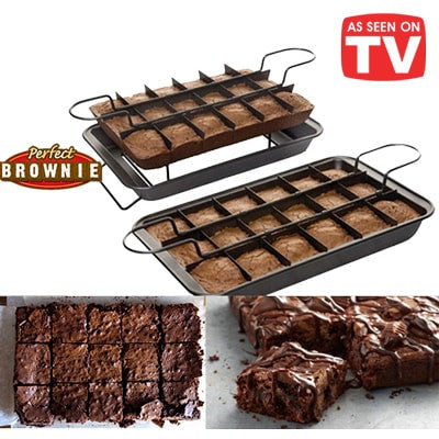 Perfect Brownie Tray