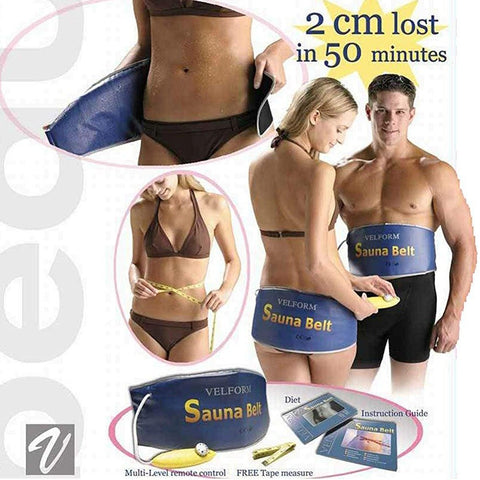 Sauna Massage Belt