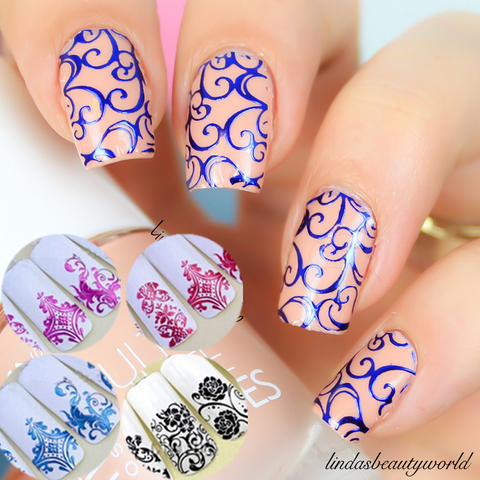 Nail Art Stickers Choicest1