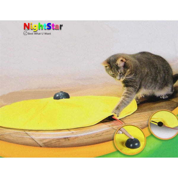 Toys For Exercise : Cat s meow toy undercover mouse exercise toys boxed
