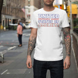 United Corporate Fascist States of Amerika - Men's Short Sleeve T-Shirt
