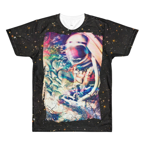 Spacetrippin' - All-Over Print Unisex T-Shirt