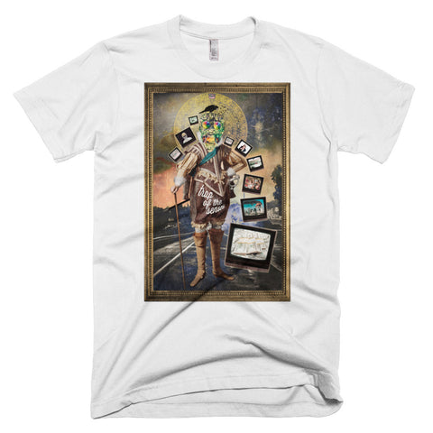 Trap Of The Senses - Men's Short Sleeve T-Shirt