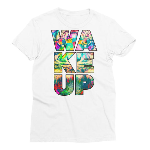 Wake Up! - Women's Short Sleeve T-Shirt