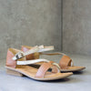 Enabisa Hazel Leather Sandals | Tsonga USA