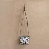 NTOBEKO Metallic Patchwork Cross body | Tsonga USA