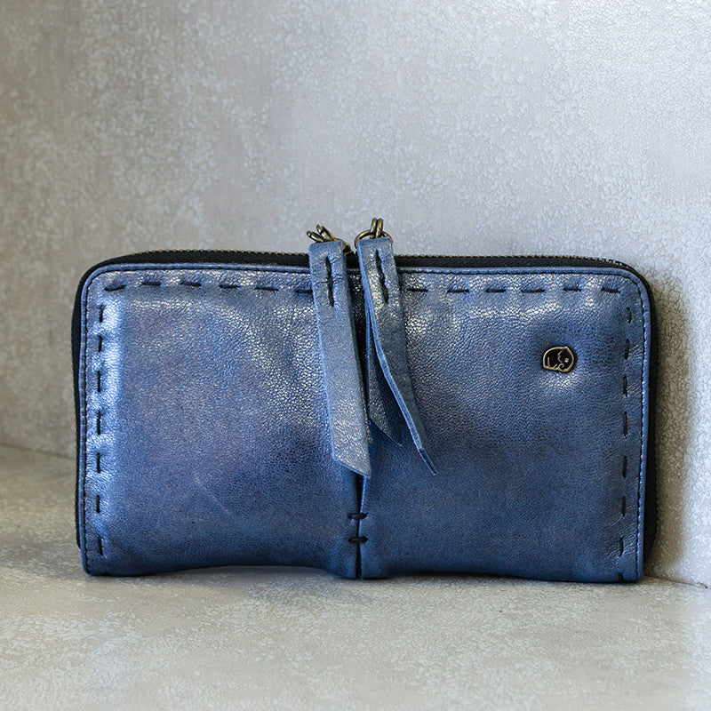 Owelthu Spazio Wallet | Tsonga Handbags and Accessories | Handmade in South Africa