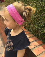 Jersey Junior Headbands (Age 3-10 years)