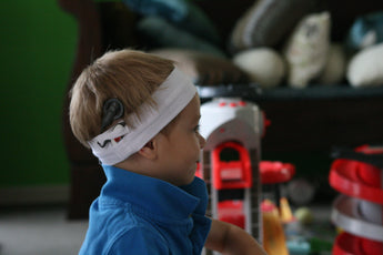 Standard Junior Headband (Age 6 months- 6 years)
