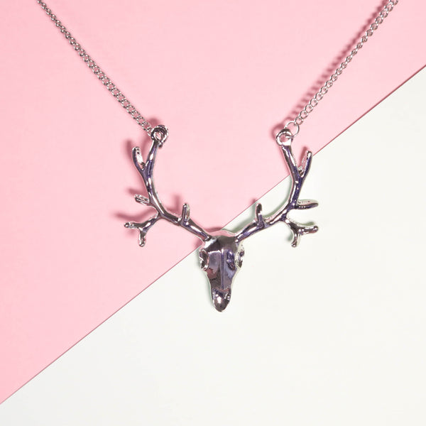 Long Bambi Necklace