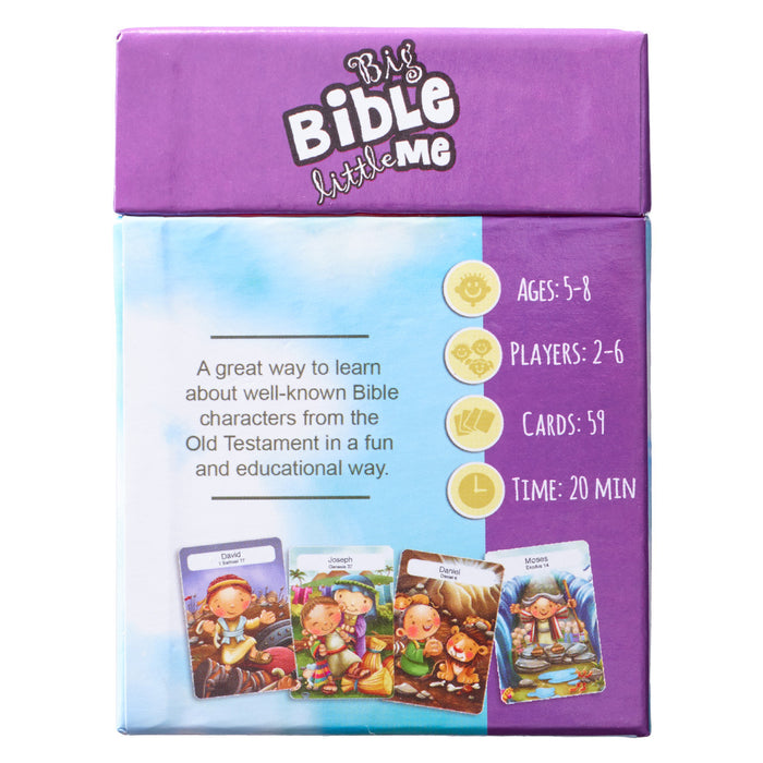 Bible Story Memory Games Old Testament