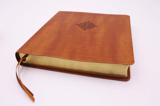 NRSV, Holy Bible, XL Edition with Apocrypha, Leathersoft, Brown, Comfort Print