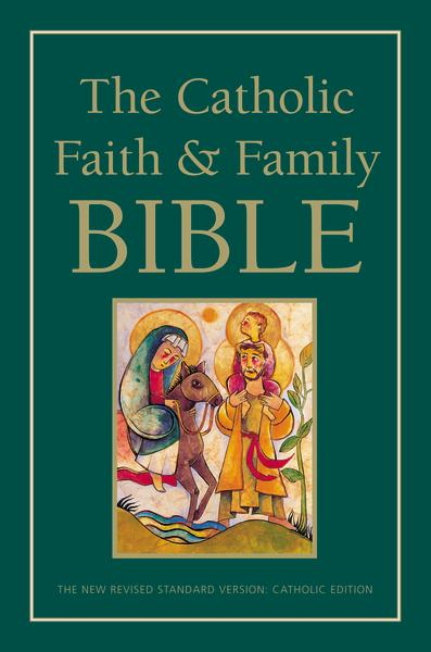 NRSV, The Catholic Faith and Family Bible, Paperback