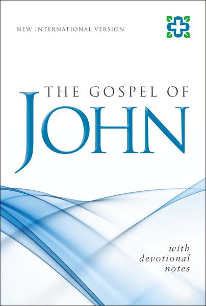 NIV, The Gospel of John 25 Pack: With Devotional Notes