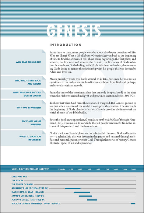 NIV, Quest Study Bible, Leathersoft, Teal, Comfort Print: The Only Q and A Study Bible