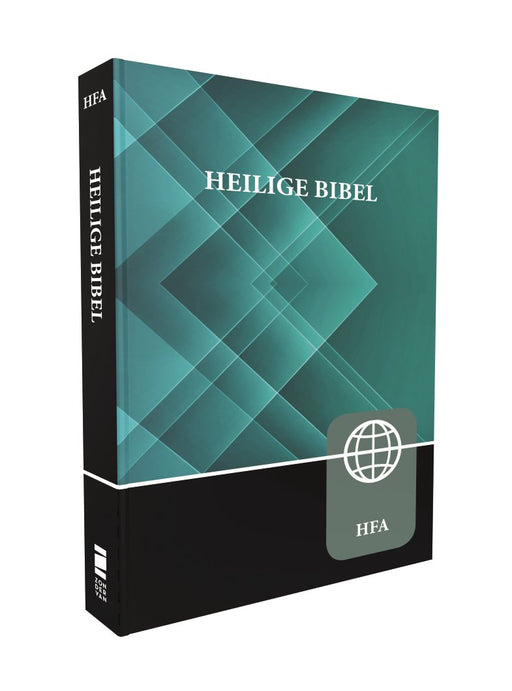 Hoffnung fur Alle: German Outreach Bible, Paperback