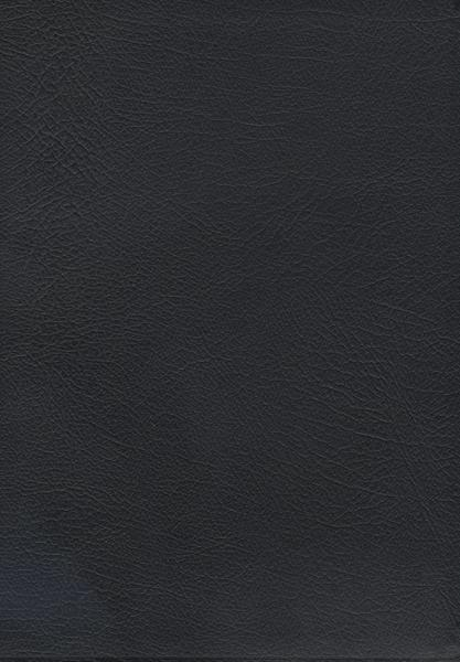 The NASB, MacArthur Study Bible, Bonded Leather, Black: Holy Bible, New American Standard Bible