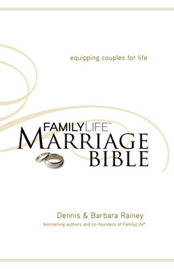 NKJV, FamilyLife Marriage Bible, Hardcover: Equipping Couples for Life