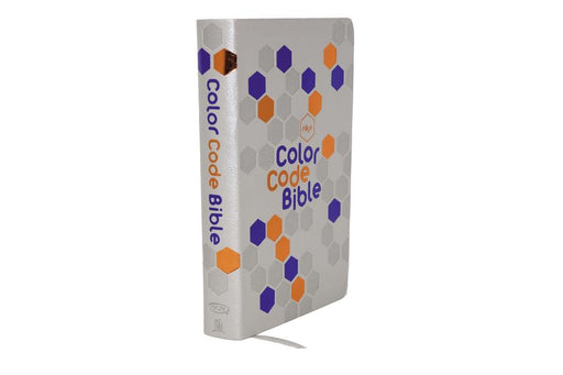The NKJV, Color Code Bible, Leathersoft, Multicolor