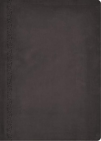 The NASB, MacArthur Study Bible, Leathersoft, Black: Holy Bible, New American Standard Bible